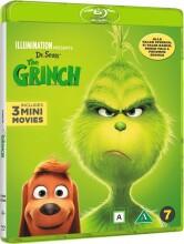 grinchen / the grinch - 2018 - Blu-Ray