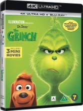 grinchen / the grinch - 2018 - 4k Ultra HD Blu-Ray