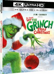 grinchen - julen er stjålet / how the grinch stole christmas - 4k Ultra HD Blu-Ray