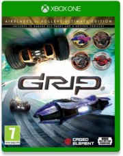 grip: combat racing - rollers vs airblades ultimate edition - xbox one