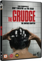 the grudge - 2020 - DVD