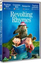 revolting rhymes / grumme rim - DVD