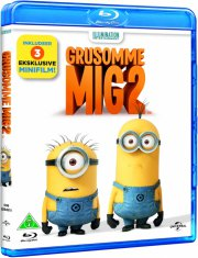 grusomme mig 2 / despicable me 2 - Blu-Ray