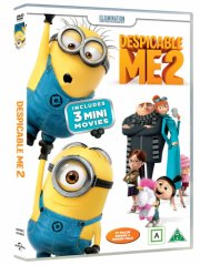 grusomme mig 2 / despicable me 2 - DVD