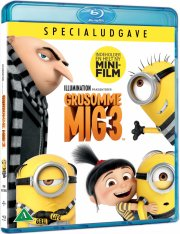 grusomme mig 3 / despicable me 3 - Blu-Ray