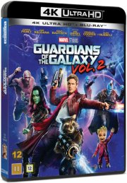 guardians of the galaxy - vol. 2 - 4k Ultra HD Blu-Ray