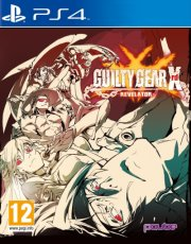 guilty gear xrd - revelator - PS4