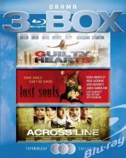 guilty hearts // lost souls // across the line - Blu-Ray