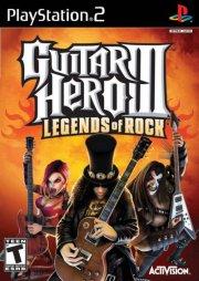 guitar hero 3 - legends of rock - PS2