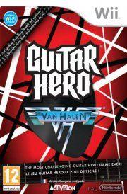 guitar hero van halen (solus) - wii