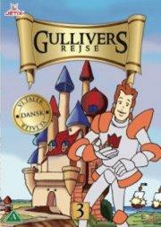 gullivers rejse 3 - DVD