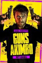 guns akimbo - DVD