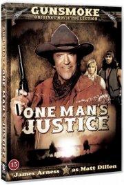 gunsmoke - one mans justice - DVD