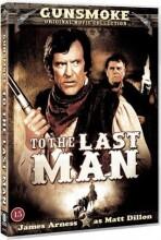 gunsmoke - to the last man - DVD