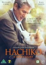 hachiko: en ven for livet - DVD