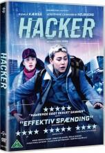 hacker - dansk film fra 2019 - DVD