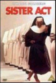 halløj i klosteret / sister act - DVD
