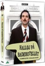 halløj på badehotellet - den komplette samling - bbc - DVD