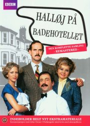 halløj på badehotellet - hele serien - bbc - DVD