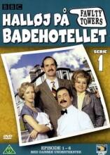 halløj på badehotellet - serie 1 - Blu-Ray