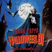 frank zappa - halloween 81: highlights from the palladium, nyc - cd