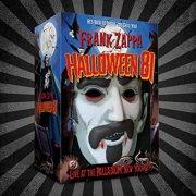 frank zappa - halloween 81: live at the palladium nyc  - cd
