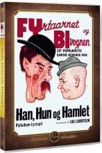 han hun og hamlet / fyrtaarnet og bivognen - 1932 - DVD