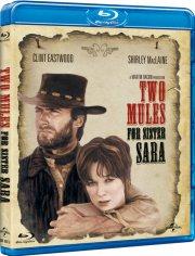 han kom, han så, han skød / two mules for sister sara - Blu-Ray