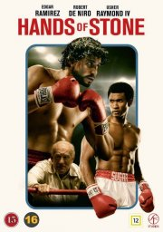 hands of stone - DVD