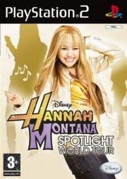 hannah montana: spotlight world tour - PS2