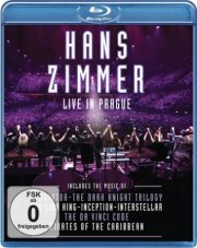 hans zimmer - live in prague - Blu-Ray