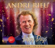 andré & the johann strauss orchestra - happy days - deluxe edition - cd