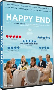 happy end - michael haneke - 2017 - DVD