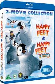 happy feet // happy feet 2 - Blu-Ray