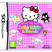 happy party with hello kitty & friends - nintendo ds