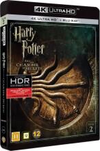 harry potter og hemmelighedernes kammer - film 2 - 4k Ultra HD Blu-Ray