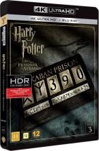 harry potter 3 og fangen fra azkaban - 4k Ultra HD Blu-Ray
