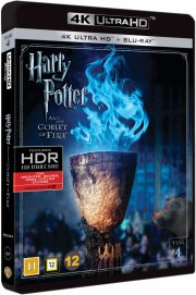 harry potter og flammernes pokal - film 4 - 4k Ultra HD Blu-Ray