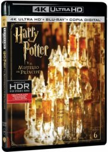 harry potter og halvblodsprinsen - film 6 - 4k Ultra HD Blu-Ray