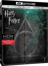 harry potter 7 og dødsregalierne / and the deathly hallows - part 2  - 4k Ultra HD Blu-Ray