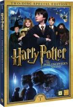 harry potter og de vises sten - film 1 - DVD