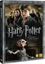 harry potter og dødsregalierne - del 1 - film 7 - DVD