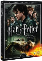 harry potter og dødsregalierne - del 2 - film 7 - DVD