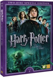 harry potter og flammernes pokal - film 4 - DVD