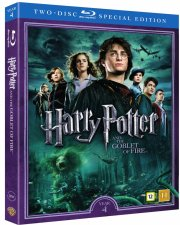 harry potter og flammernes pokal - film 4 - Blu-Ray