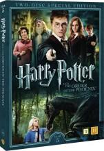 harry potter og fønixordenen - film 5 - DVD