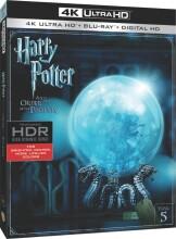 harry potter og fønixordenen - film 5 - 4k Ultra HD Blu-Ray