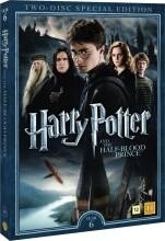 harry potter og halvblodsprinsen - film 6 - DVD