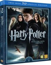 harry potter og halvblodsprinsen - film 6 - Blu-Ray