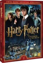 harry potter og hemmelighedernes kammer - film 2 - DVD